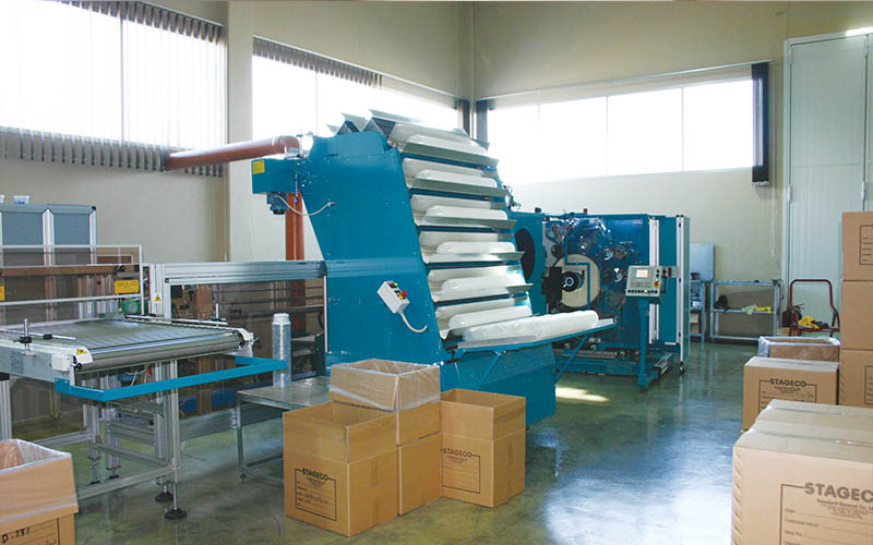 Dry offset printing machine for Cups