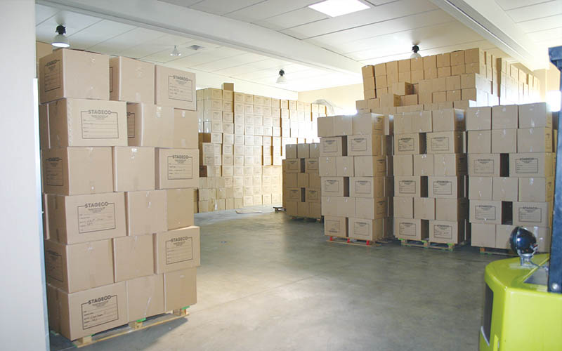 Stageco Warehouse 2